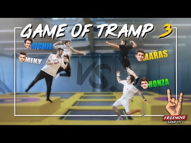GAME OF TRAMP #3 | Freemove