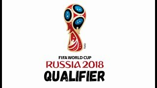 2018 FIFA WORLD CUP RUSSIA - Qualifier Rank World First 6 Teams