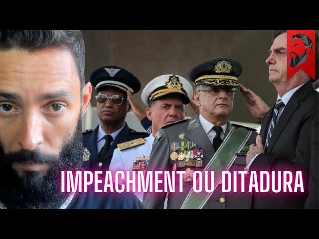 BRASIL: Impeachment ou Estado de Exceção | O Jogo Sujo da Política Liberal Burguesa