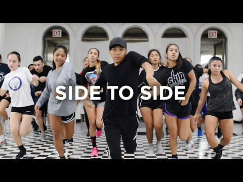 Side To Side (Dance Video) - Ariana Grande...