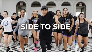 Side To Side (Dance Video) - Ariana Grande feat. Nicki Minaj | @besperon Choreography #SideToSide