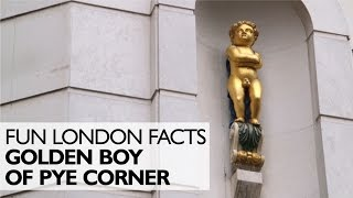The Golden Boy Of Pye Corner