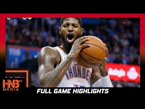 Thumbnail: Oklahoma City Thunder vs Portland Trail Blazers Full Game Highlights / Week 3