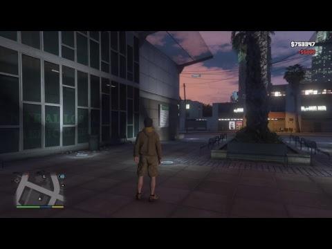 Grand Theft Auto 5 Broadcast Part 2