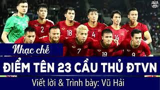 Nhạc chế tuyển thủ Việt Nam