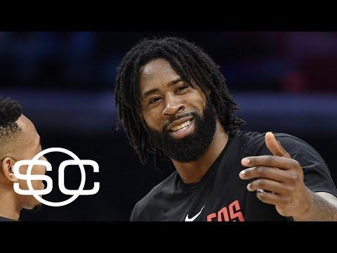 Clippers and Cavaliers still engaged in trade talks for DeAndre Jordan | SportsCenter | ESPN