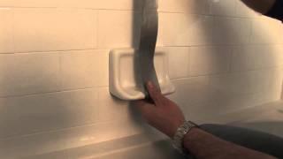 The Tile Shop Diy: Ceramic Fixture Installation