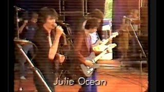 The Undertones - Julie Ocean - Live Belgium 1981