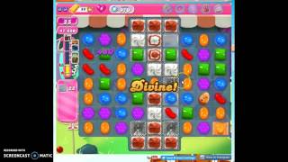 Candy Crush Level 970 help w/audio tips, hints, tricks