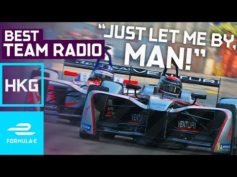 Best Team Radio Hong Kong Round 2 | Formula E