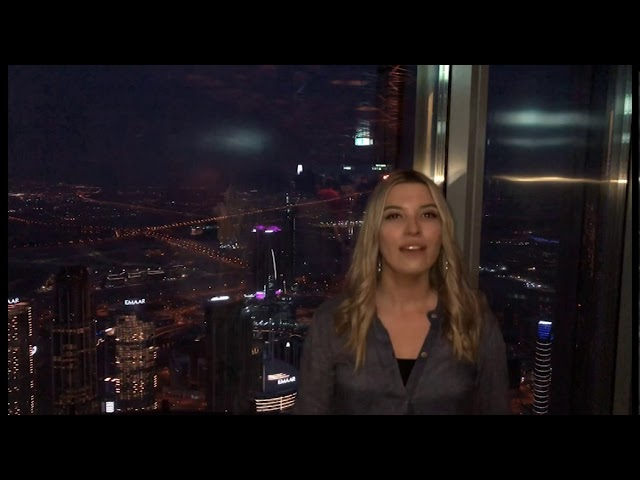 Το Ena Channel στο υψηλότερο κτήριο του κόσμου