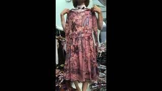 Ôm lô váy hoa, yếm hoa, jum hoa Quảng Châu ngày 16/5