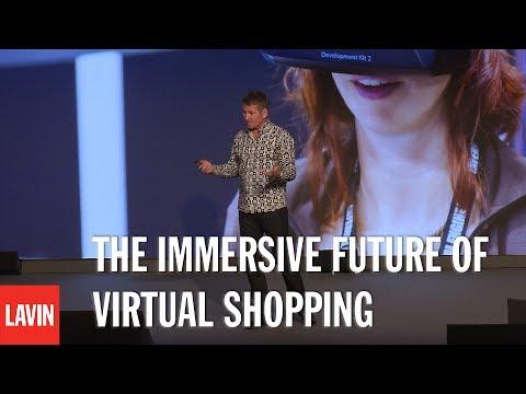 Doug Stephens: The Immersive Future of Virtual Shopping