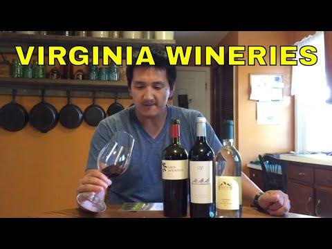 High End Virginia Wines: Ep 105