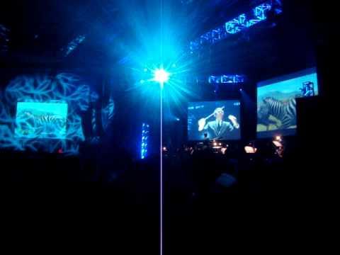 VIDEO GAMES LIVE SÃO PAULO 2011 Parte 1