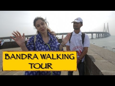 Bandra Walking Tour || Mumbai