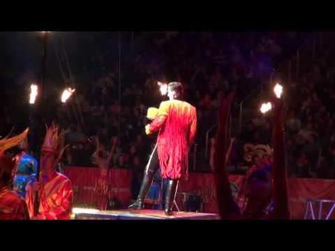 Fire It Up - Ringmaster Brian Crawford Scott