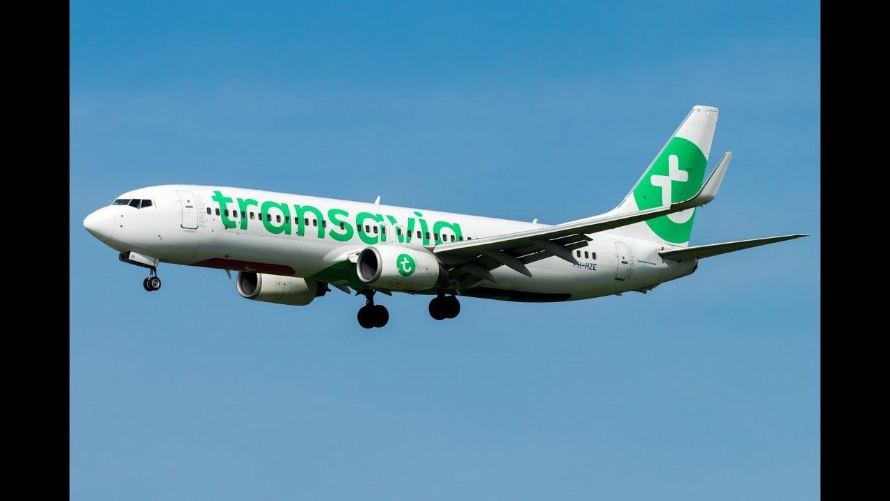 XP11] Zibo B738X | Amsterdam ✈ Innsbruck | Transavia