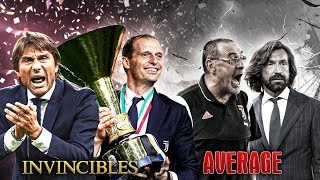 The Rise and Fall Of Juventus! | Explained