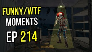 PUBG: Funny & WTF Moments Ep. 214