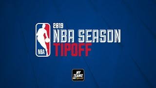 NBA 2019-20 Season Tipoff Preview Show | NBC Sports