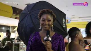 P over D Movie Premiere Highlights