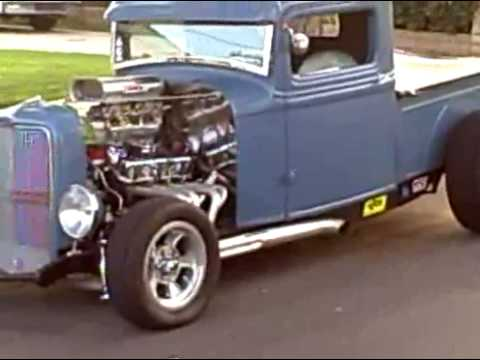 1934 Ford Pick-Up & 1941 Ford Coupe