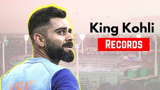 12 Records of Virat Kohli in Cricket