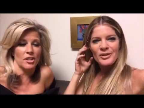 Michelle Stafford Show w Laura Wright