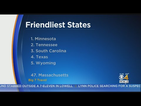 Bob Delmont - Rudest state in America??  Where is Maryland on this list?