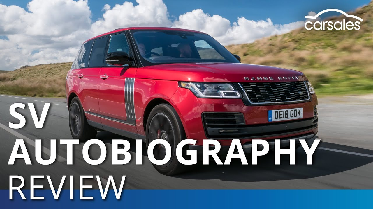 2019 Range Rover SV Autobiography Dynamic Review | carsales