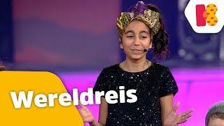 Wereldreis - De Grote Show 2019 - Kinderen voor Kinderen
