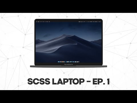 SCSS Laptop - You Suggest It, I Code It - Programming In SCSS // Ep. 1