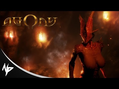 Agony | Démoni, žabáci a dětská stěna | CZ Gameplay [1080p]