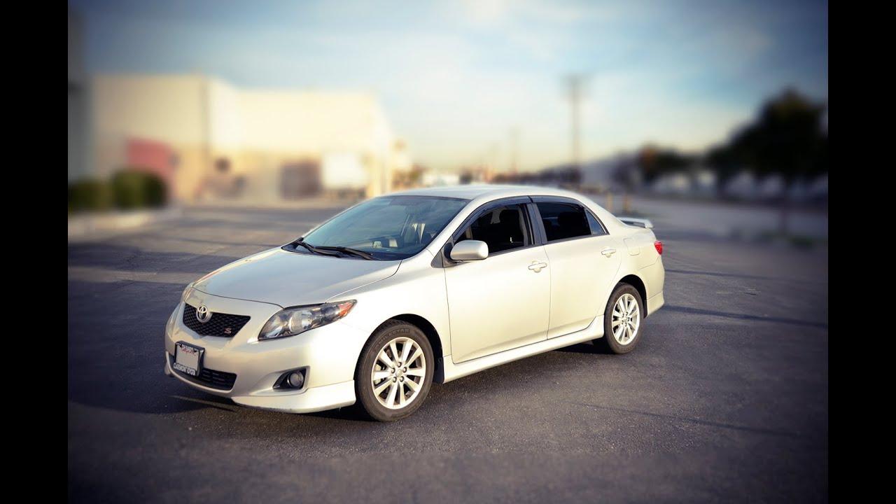 Rain Guards Sun Visor Deflector /& Sunroof Combo 5pcs For 09-13 Toyota Corolla