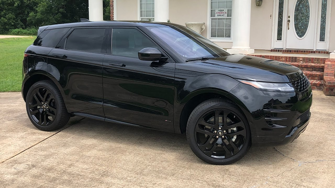 2020 Range Rover Evoque P300 HSE
