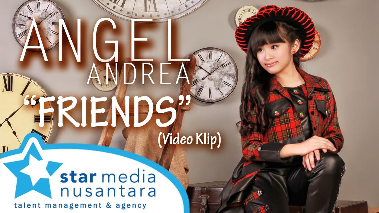 Angel Andrea - Friends (Video Klip)