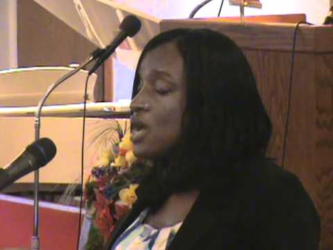 Bridgette Bovell Performed: The Lord