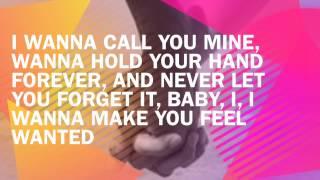 Tyler Ward - Wanted (Hunter Hayes) Lyrics