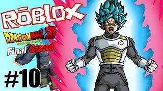 LE GRAND RETOUR, ENTRAINEMENT POUR LE TOURNOI DU POUVOIR !! - Dragon Ball Z Final Stand Roblox #10