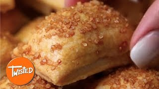 Homemade Ice Cube Apple Pies | Best Apple Pie Recipes | Twisted