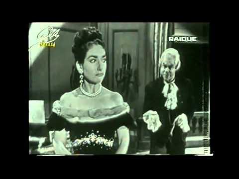 Finale II Atto Tosca Maria Callas 1956