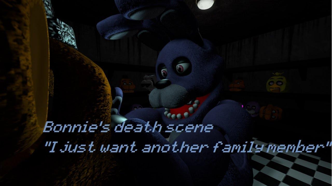 [SFM FNAF] Bonnie's Death Scene (for Zapper770)