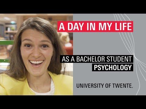 Student Vlog Of BSc Psychology Student Yara