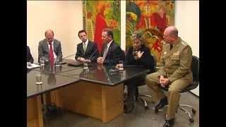 Assinado novo acordo de cooperação técnica entre Assembleia e Polícia Militar do estado