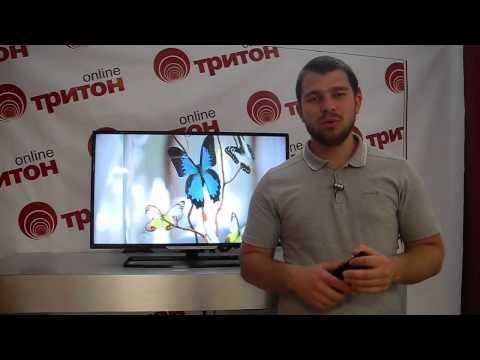 видео: Телевизор philips 32 pft 5509/2