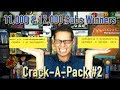 Magic The Gathering - 11,000/12,000 Subs Giveaway Winners & Crack-A-Pack #2