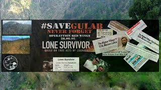 #savegulab 2015 Marcus Luttrell, Operation Red Wings , Lone Survivor,