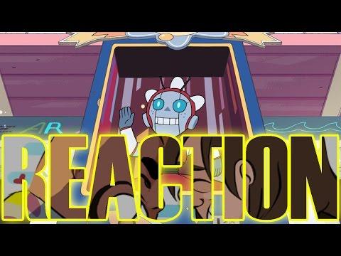 Future Boy Zoltron, Steven Universe Season 4 Episode 5 Reaction/First Impressions