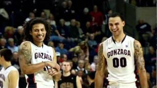 2010-2011 Gonzaga Men's Basketball Senior Video